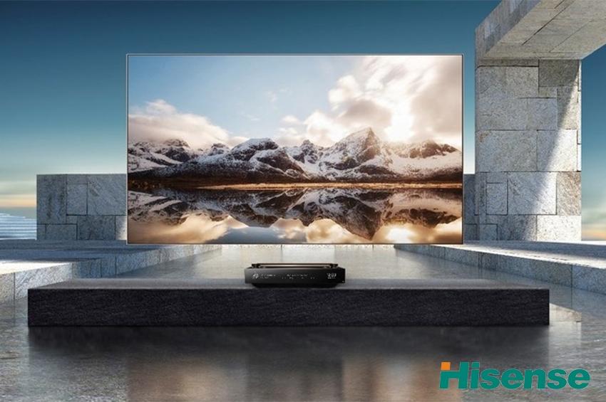 Hisense มั่นใจ Laser TV คือเทรนด์แห่งอนาคต หลังยอดขายพุ่ง 325%