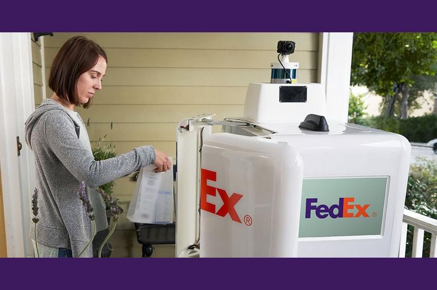 FedEx พัฒนานวัตกรรมสุดล้ำ เพื่ออนาคตที่เกิดขึ้นได้จริง