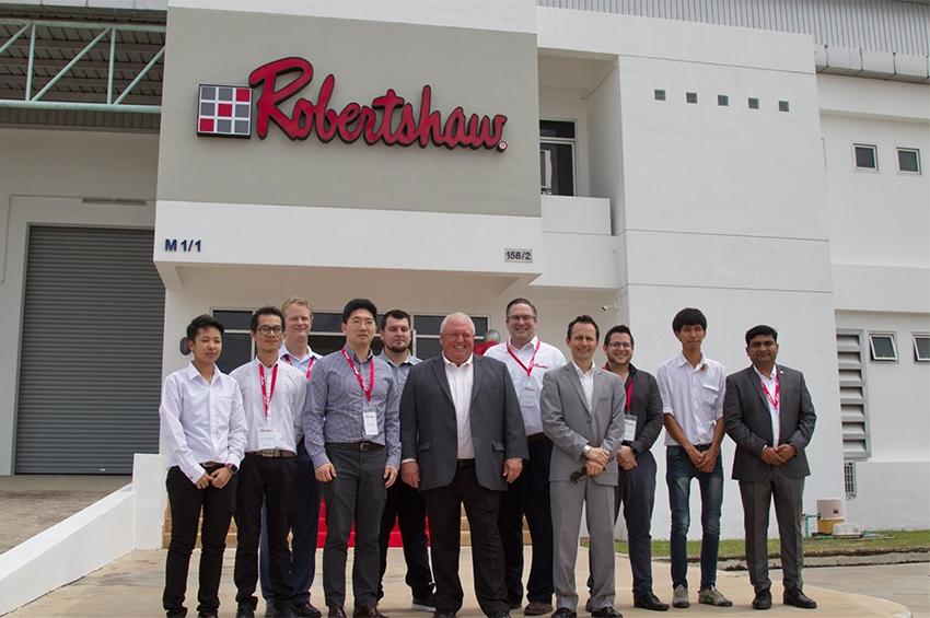 Robertshaw รุกเปิดตัวศูนย์กระจายสินค้าในไทย