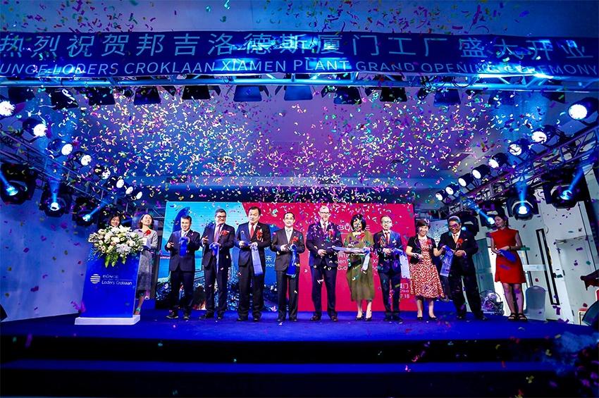 BLC เปิดโรงงานแปรรูปน้ำมันพืชแห่งใหม่ในจีน