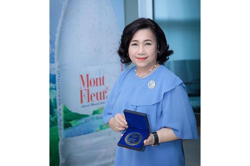 Mont Fleur คว้ารางวัลระดับโลก
