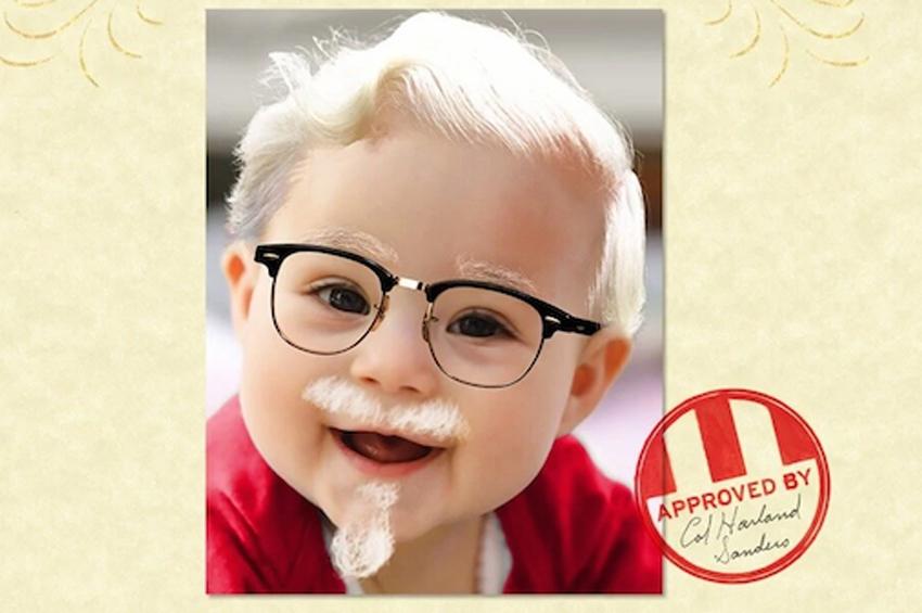 KFC ท้าพิสูจน์ Brand Love มอบเงิน 11,000 USD ถ้าพ่อแม่กล้าตั้งชื่อลูกว่า Harland ตามชื่อผู้พัน
