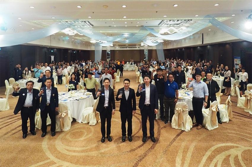 ธ.ไทยเครดิต ฯ จัดงาน Thai Credit SME Customer Exclusive Dinner แทนคำขอบคุณลูกค้า Micro SME ภาคตะวันออกเฉียงเหนือ