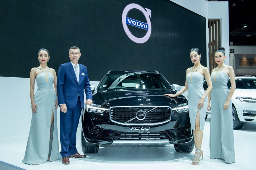 "Volvo ชูแคมเปญ ""Drive Your Desire"" เทคโนโลยีปลอดภัยสูง"