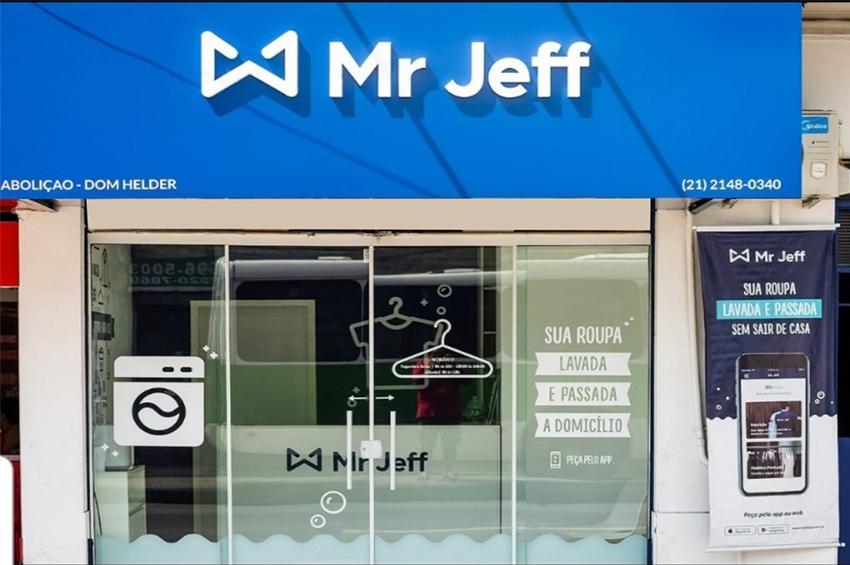 Mr Jeff แฟรนไชส์ซักอบรีด ฟรีค่าลิขสิทธิ์ 1 ปี