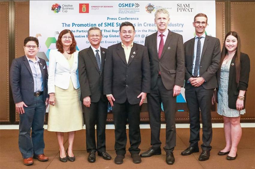 SMEs ไทย ประชันไอเดียบนเวทีโลก