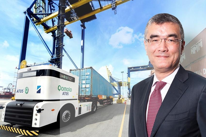 HPT ชูท่าเรือสีเขียว-Green Port ด้วยเทคโนโลยีอัจฉริยะ