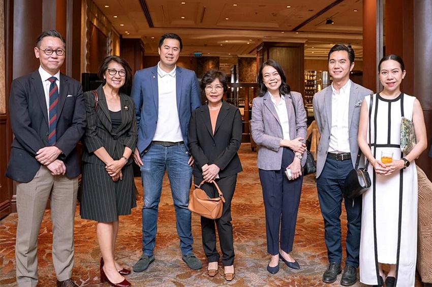 ผู้บริหารชั้นนำเอเชีย เข้าร่วมหลักสูตร Executive Corporate Innovation