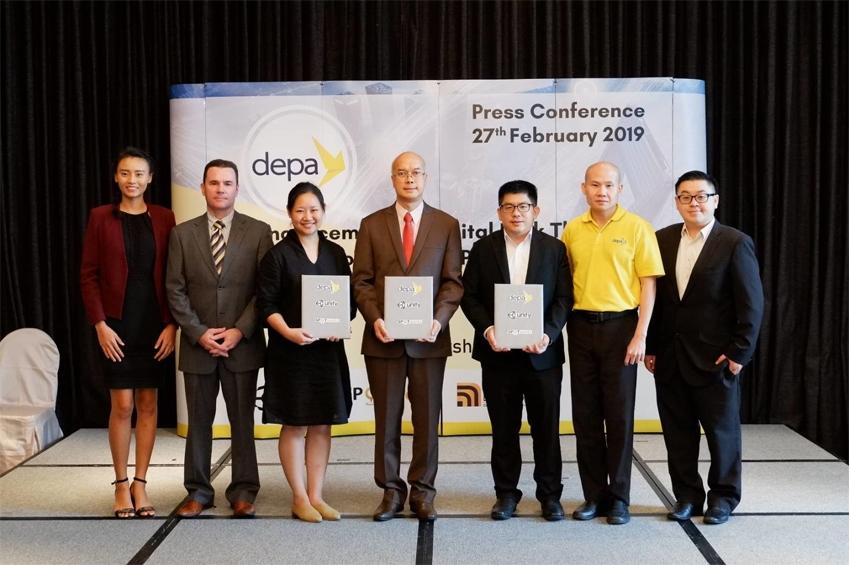 'depa' จับมือ 6 บริษัท IoTผลักดัน Digital Park Thailand และ IoT Institute
