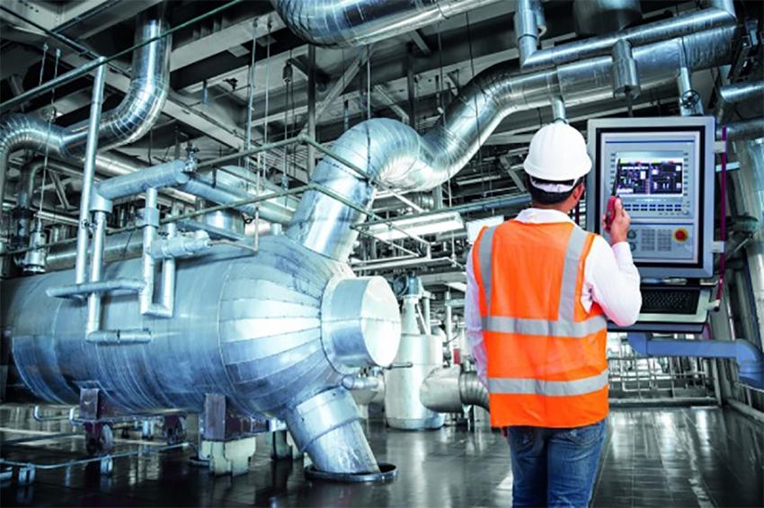 งานบริการและซ่อมบำรุงโรงงาน