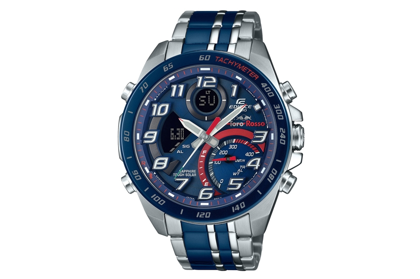 Casio จับมือ Scuderia Toro Rosso เปิดตัวนาฬิการุ่นใหม่ EDIFICE