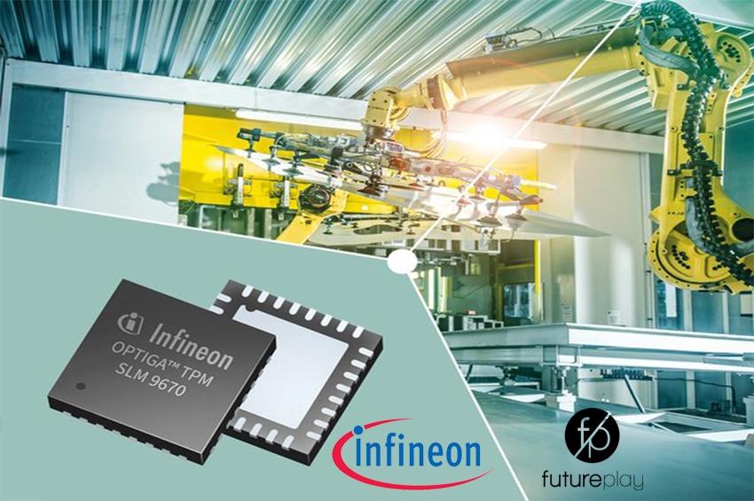 Infineon ผนึกกำลัง FuturePlay