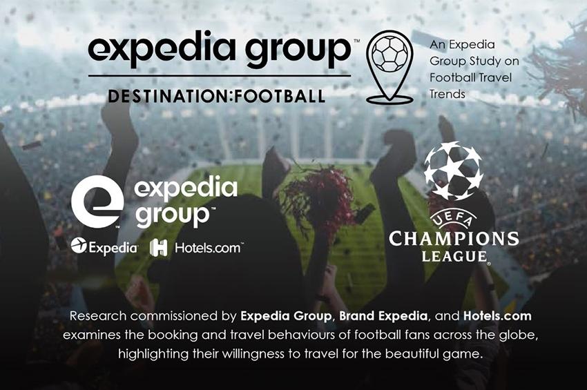 Expedia Group เผยแฟนบอลไทย 87% วางแผนชมการแข่งขัน