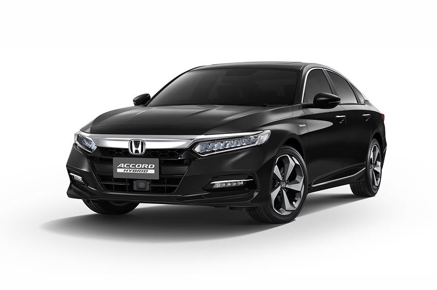 All-new Honda Accord ยอดจอง 4,000 คัน ภายใน 2 เดือน