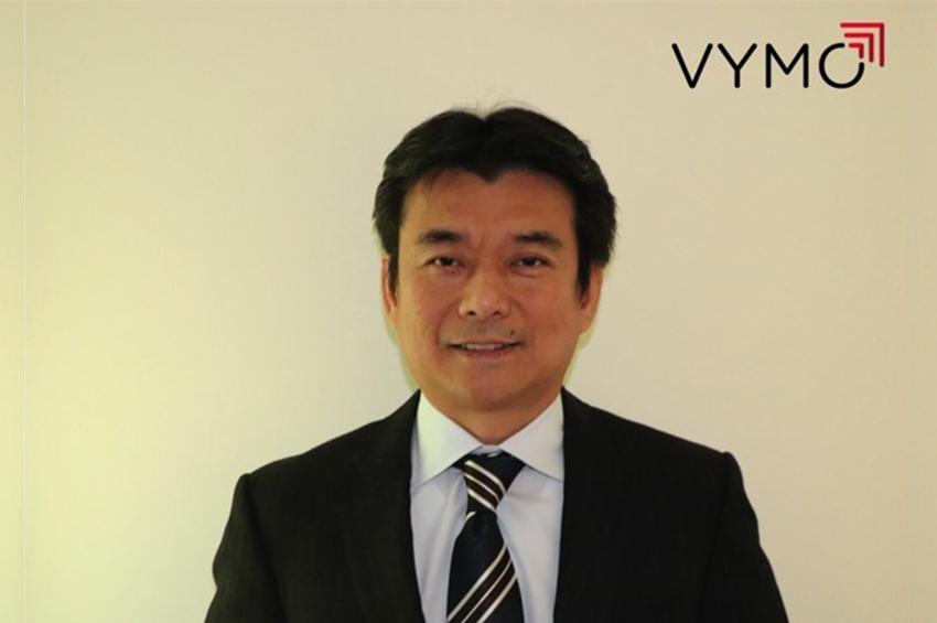 Vymo ตั้ง ชิเงรุ ฮาราซาวะ คุมสาขาญี่ปุ่น