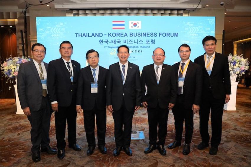 3 องค์กรเอกชน ดึงนักธุรกิจเกาหลีร่วมลงทุนในไทย