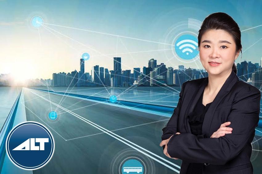 ALT ลงทุนใหญ่ ต่อยอดธุรกิจ Fiber Optic