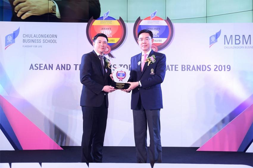 EA คว้ารางวัล Thailand's Top Corporate Brand 2 ปีซ้อน!!