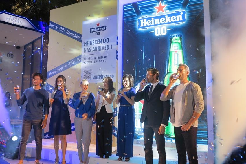 Heineken® 0.0 ไม่มีแอลกอฮอล์ ท้าทดสอบใน Heineken® 0.0 Barcade