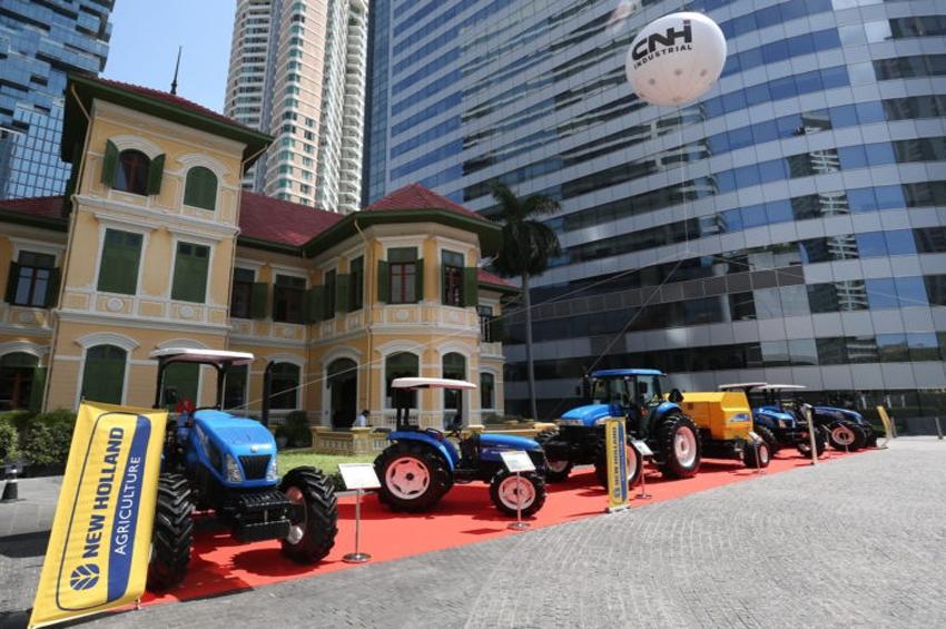 """""""เคส ไอเอช"""" บุกตลาดรถตัดอ้อยและอุปกรณ์ ตอบสนองเกษตรกรไทย"""