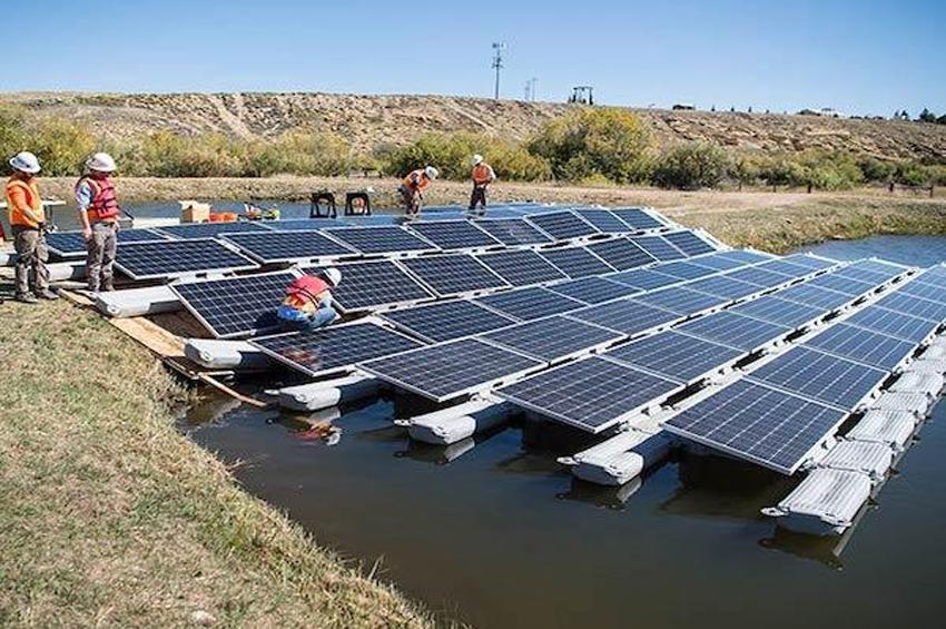 กฟผ.คาดเปิดประมูล EPC โซลาร์ลอยน้ำ 45 MW เขื่อนสิรินธร ในช่วง 1-2 เดือน