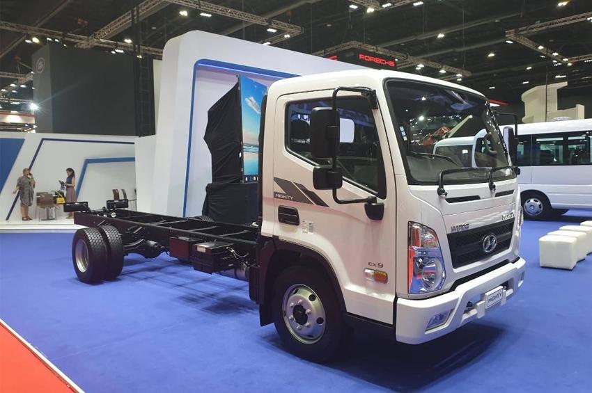 'ยนตรกิจ' คว้าสิทธิ์ Hyundai Bus & Truck เปิดตัว Hyundai County Minibus
