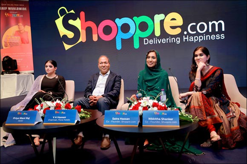 ShoppRe.com จากไอเดียไม่เหมือนใครของสองนักธุรกิจหญิง ช่วยนักช็อปทั่วโลกซื้อสินค้าจากร้านในอินเดียได้อย่างง่ายดาย