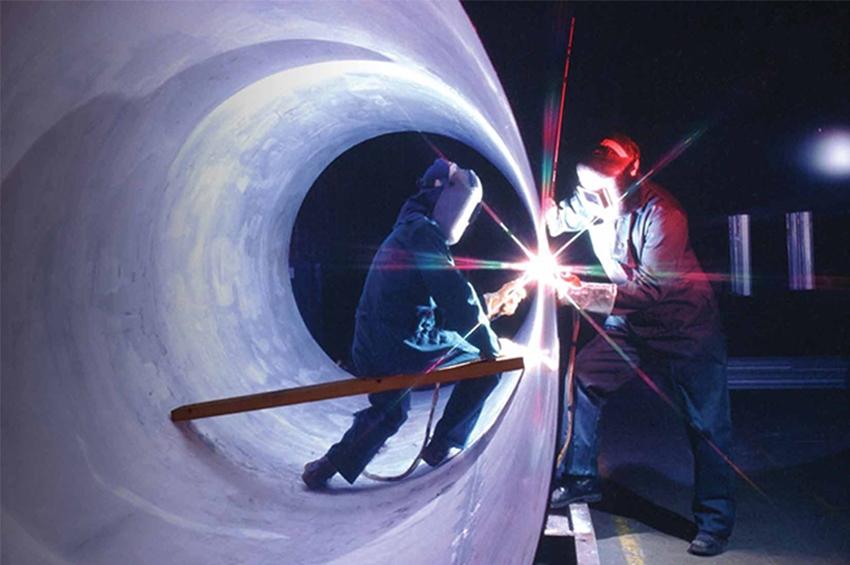 นวัตกรรมก๊าซสำหรับงานเชื่อมสเตนเลสแบบ MIG/MAG และ TIG