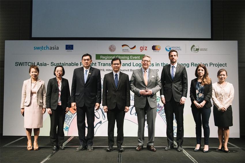 EU ยกระดับพัฒนาโลจิสติกส์ ในอนุภูมิภาคลุ่มแม่น้ำโขง