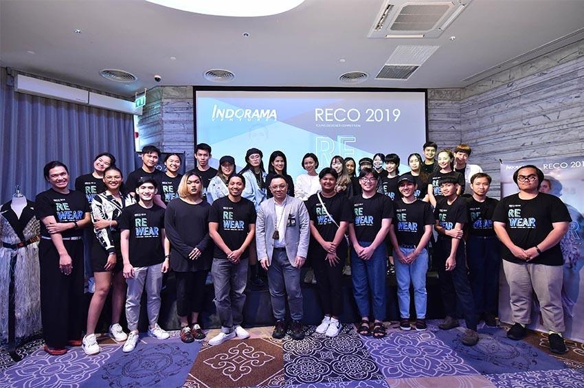 RECO Young Designer Competition 2019 แฟชั่นรักษ์โลกปีที่ 8