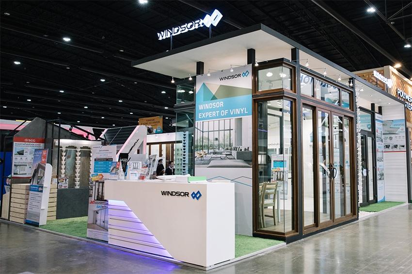 """กลุ่มนวพลาสติก ปรับไลน์ผลิต ปั้นภาพรักษ์โลก แบรนด์ """"WINDSOR"""" เปิดตัวประตูหน้าต่างสีใหม่"""