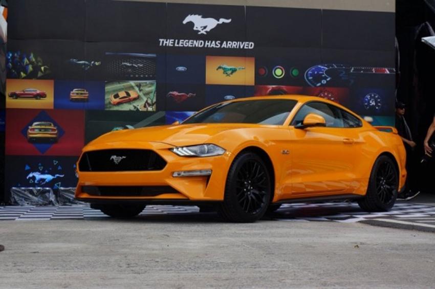 """ฟอร์ดส่งแคมเปญ """"Mustang 1 Day Challenge"""" ให้แฟนตัวจริงได้ลุ้นขับฟอร์ด มัสแตง ไปทำภารกิจสุดเร้าใจ 1 วัน พร้อมรางวัลพิเศษ"""