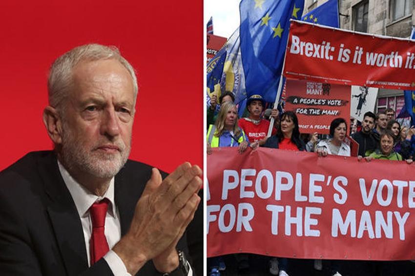 พรรคแรงงานอังกฤษ เผยพร้อมสนับสนุนสมาชิกพรรคและข้อเสนอจัดลงประชามติ Brexit อีกรอบ