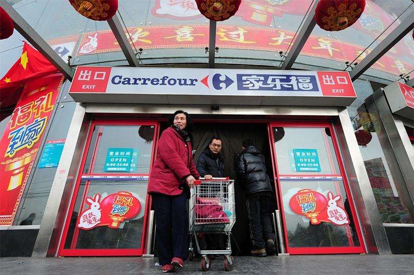 Suning เข้าซื้อกิจการ Carrefour China เสร็จสมบูรณ์แล้ว