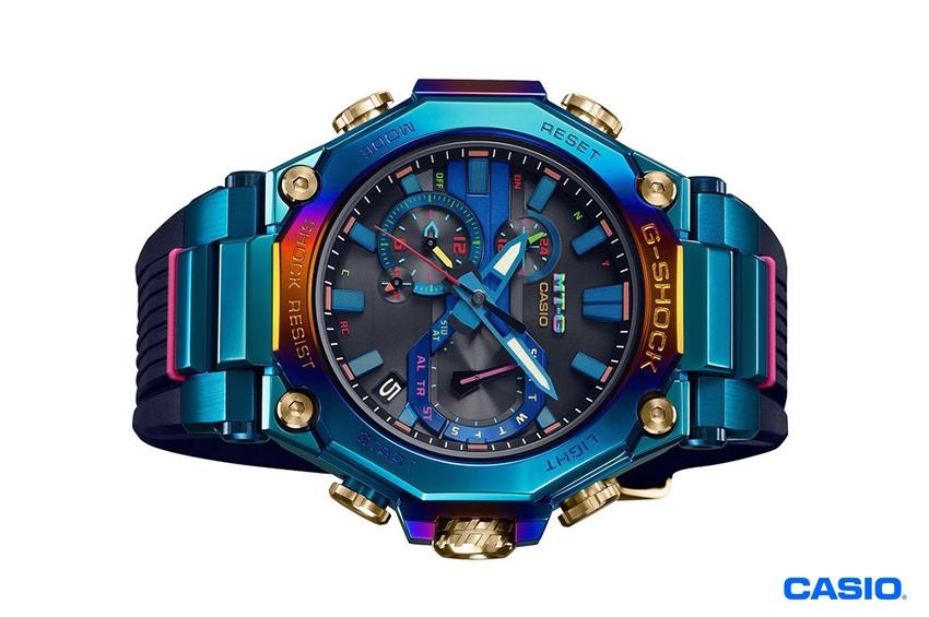 Casio เตรียมเปิดตัว G-SHOCK รุ่นนกฟีนิกซ์ นาฬิการุ่นใหม่ในไลน์ MT-G