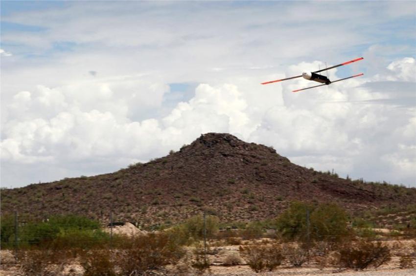 กองทัพสหรัฐใช้ระบบต่อต้านอากาศยานไร้คนขับ Howler ในสนามรบ