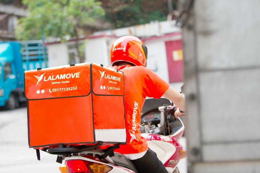 """""""ลาล่ามูฟ"""" จับมือ """"แฟรงค์"""" พาร์ทเนอร์ประกันออนไลน์ชั้นนำ ทำประกันให้พนักงานขับรถมากกว่า 40,000 คนในประเทศไทย"""