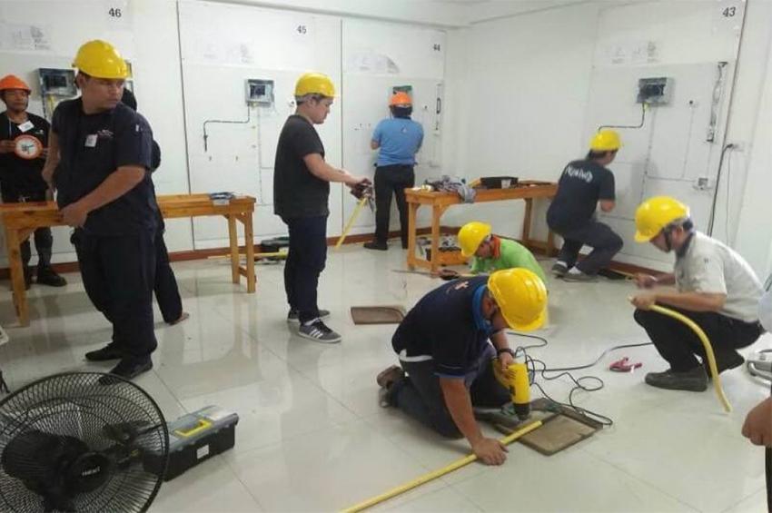 พัฒนาฝีมือแรงงาน ร่วม MOU กับ SC Able
